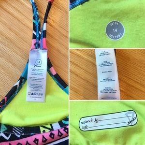 Ivivva Shirts & Tops - Ivivva tank top and headband